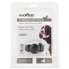 Guardian Underground Fence Add A Dog Receiver Collar Bed Bath Beyond