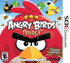 Amazon.com: Angry Birds Trilogy - Nintendo 3DS: Activision Inc ...