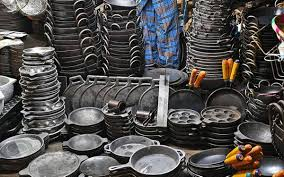 Cast iron pans are making a comeback to Indian kitchens - The Hindu