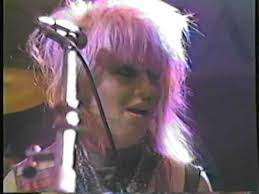 """Wendy Wild & the Mad Violets """"While The Door Is Open"""" 10-20-1984 - YouTube"""