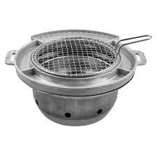 Bếp nướng than Buk Buk xuất khẩu