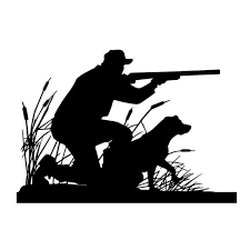 Hunt Dog Decal Hunting Dog Shotgun Sticker Hollow Sticker Hunter Car Window Vinyl Decal Funny Poster Motorcycle Car Stickers Aliexpress