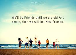 friends forever quote