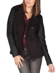 full tilt womens faux leather sleeve