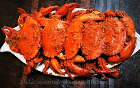Goan Crab Xec Xec / Crab Sukkem ...