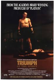 Image gallery for Triumph of the Spirit - FilmAffinity