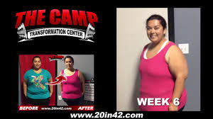 Fresno Weight Loss Fitness 6 Week Challenge Results - Adela Jordan - YouTube