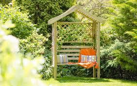 Parisienne Arbour Forest Garden