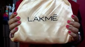 lakme bridal makeup kit haul