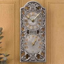 smart garden westminster wall clock