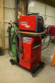 how to build a welding cart