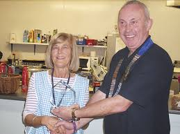 Lions Club honour local members of the community - Plymouth Chronicle