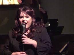 Ashlee Moore Singing Black Magic in The 1940's Radio Hour. - YouTube