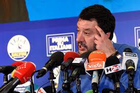 Italy's Right-Wing Leader Salvini Fails to Break Left's Grip ...