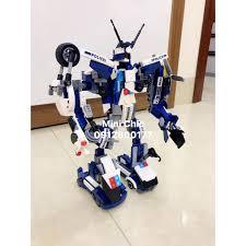 Mua Lego robot cảnh sát chỉ 220.000₫