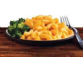 macaroni cheese with broccoli