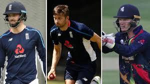 International Twenty20 Series: England recall James Vince, Mark Wood and  Sam Billings - BBC Sport