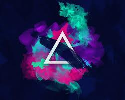 graphic design vector triangle