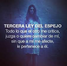 andrea on Twitter Tercera Ley del Espejo