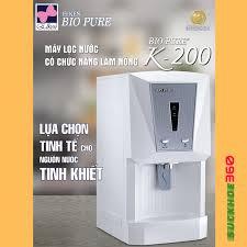 Máy Lọc Nước Elken RO Bio Pure K200 - Sức Khỏe Là Vàng