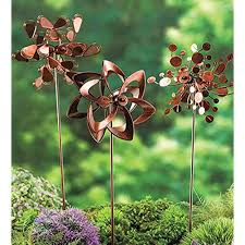 copper garden art com