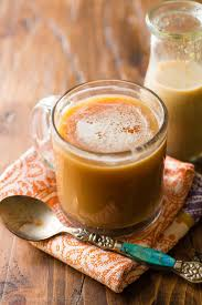 homemade pumpkin coffee creamer sally