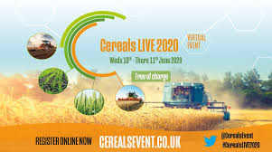 Hear me speak at Cereals Live 2020 – early doors on Thurs 11 June | Crops  for Energy