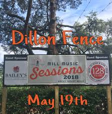 Dillon Fence At Mill Music Sessions Is Rocky Mount Mills Facebook