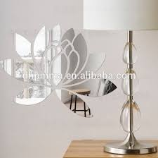 Acrylic Mirror 3d Wall Sticker Kids Room Art Living Room Mirror From China Manufacturer Guangdong Donghua Optoelectronics Technology Co Ltd