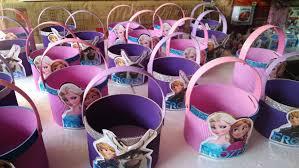Carteritas De Goma Eva Tematicas Fiestas Infantiles De Frozen