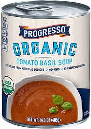 progresso soup organic tomato basil 14