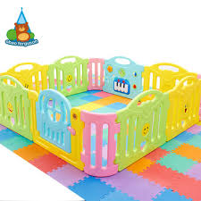 Baby Safety Playpen Fence Removable Outdoor Children Play Fence Indoor Plastic Playpen Buy Children Safety Playpen Plastic Playpen Outdoor Children Play Fence Product On Alibaba Com