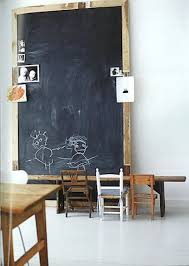 Blackboard Walls And Chalkboards For Kids Room To Bloom