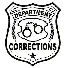 Department Of Corrections Doc Badge Vinyl Decal Sticker Law Police Prison Ebay