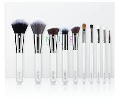 simple guide to makeup brushes the kraze