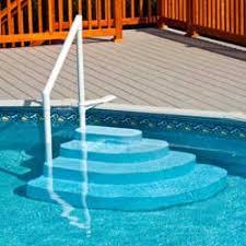 Pool Ladders Steps Decks Fencing Above Ground Inground Pools