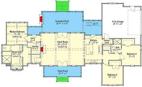 house plans one story farmhouse plans