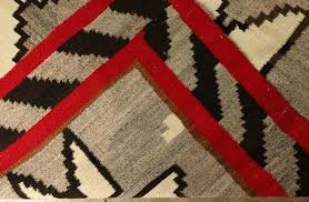 large woven rug area cream inoue0426
