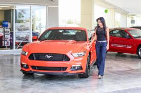 test drive ford mustang gt 2016