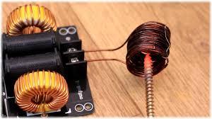 homemade induction heater diy circuit