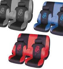 2009 2010 ford mustang seat covers