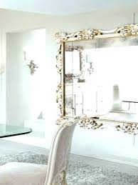 wall mirror decor ideas dining room