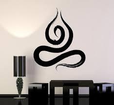 Home Decor Reiki Vinyl Sticker Meditation Japan Health Symbol Wall Decals Set Of 5 Pieces Podh Com Br