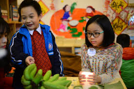 Các Lớp Học Tiếng Anh Cho Con Tại Mia - English with Mia