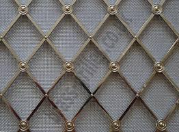 metal mesh in lieu of gl inserts