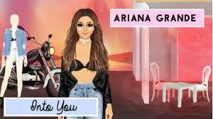 ariana grande into you stardoll