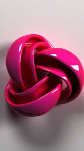 pink wallpaper android 3d 2020