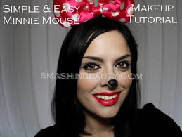 minnie mouse costume makeup 2020 ideas