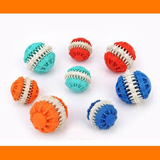 dog toy for pets tooth cleaning