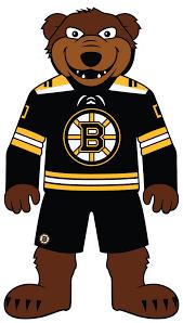 Boston Bruins Mascot Sticker Vinyl Decal Blades Mascot Sticker Sportz For Less